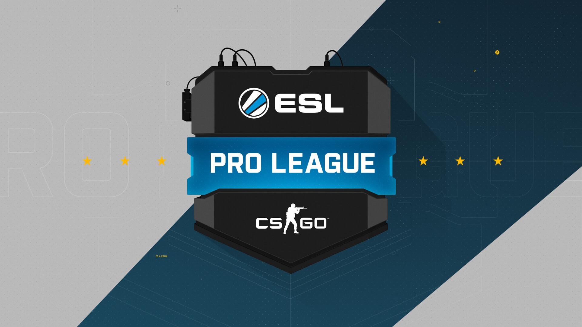 csgo pro league