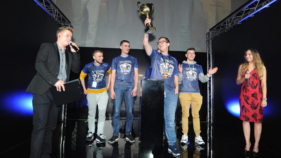 Finały Ligi CSCenter, SFERIS Pride z wygraną! | @CSCENTER