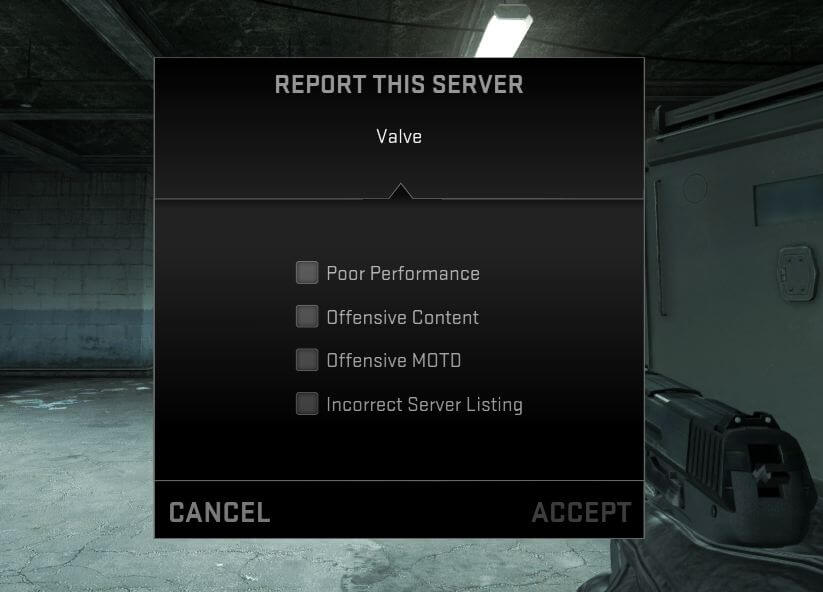 serverreport