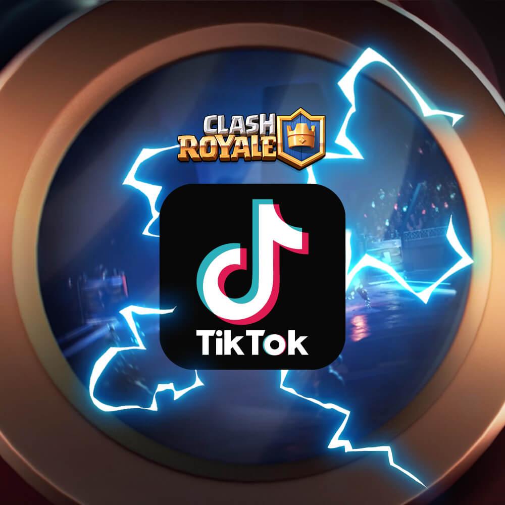 TikTok Clash Royale