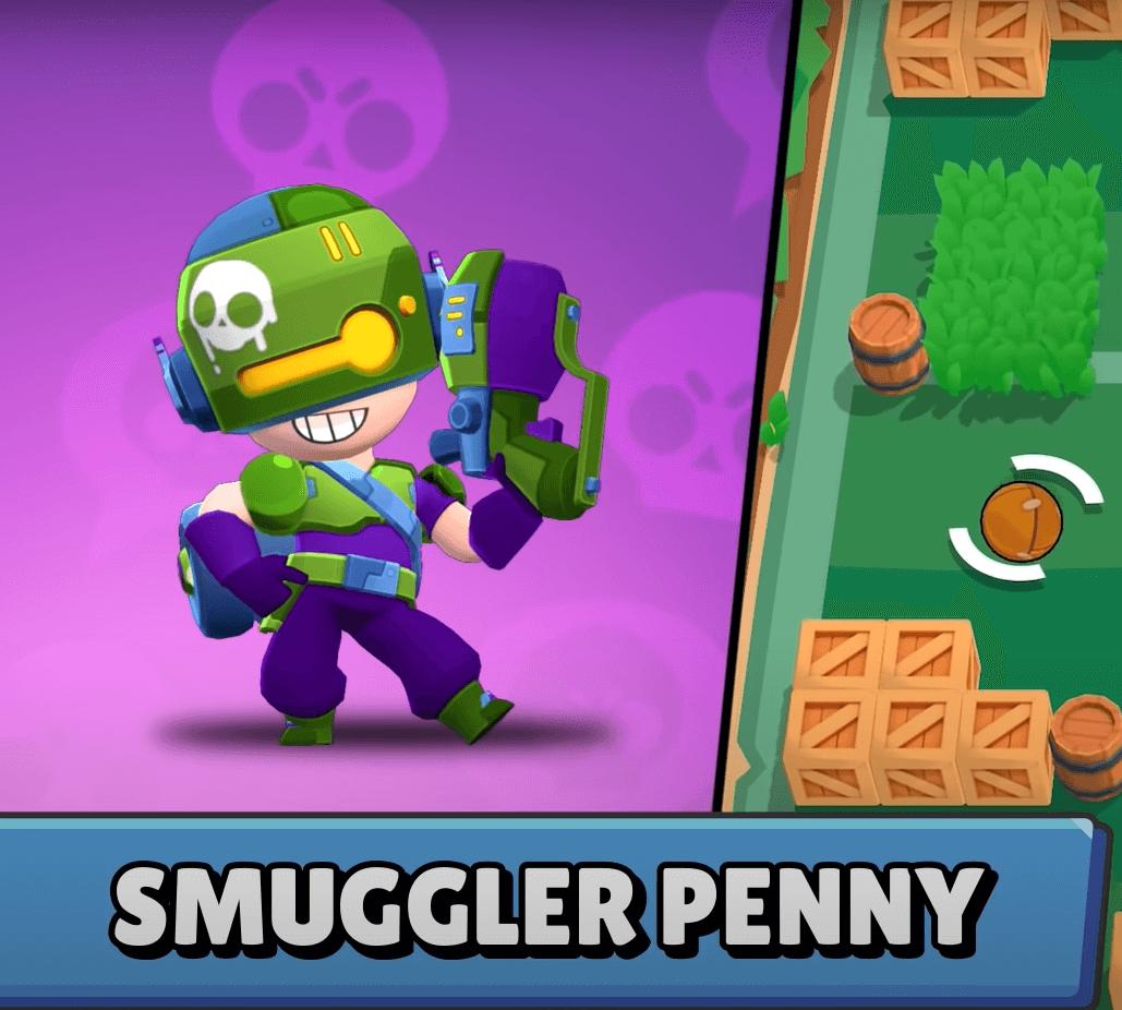 Smuggler Penny